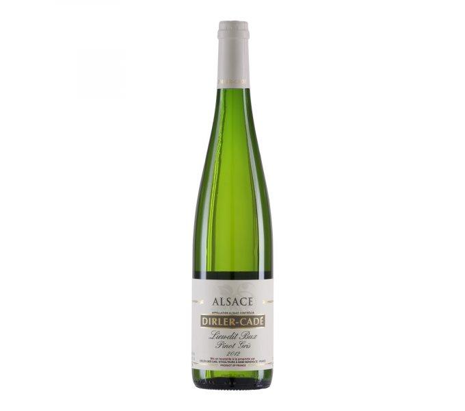 Dirler-Cadé Pinot Gris Lieu-dit Bux 2012