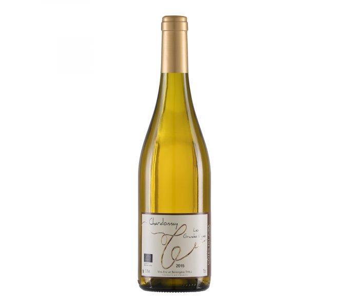 Eric Thill Côtes du Jura Chardonnay Les Grandes Vignes 2015
