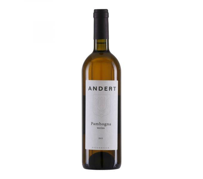 Andert-Wein Pamhogna Weiss 2017