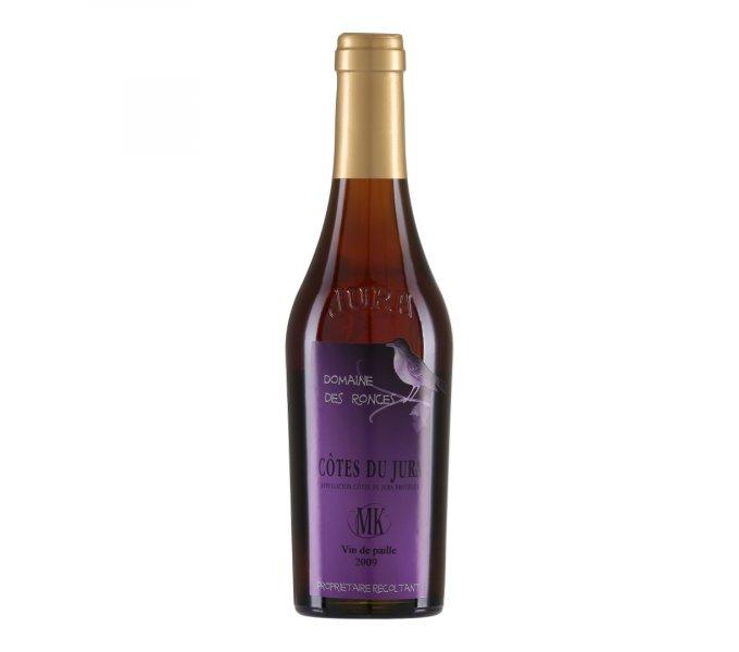 Domaine des Ronces Vin de Paille 2009 halvflaske