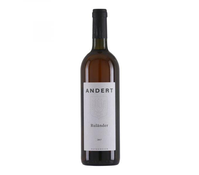 Andert-Wein Ruländer 2017