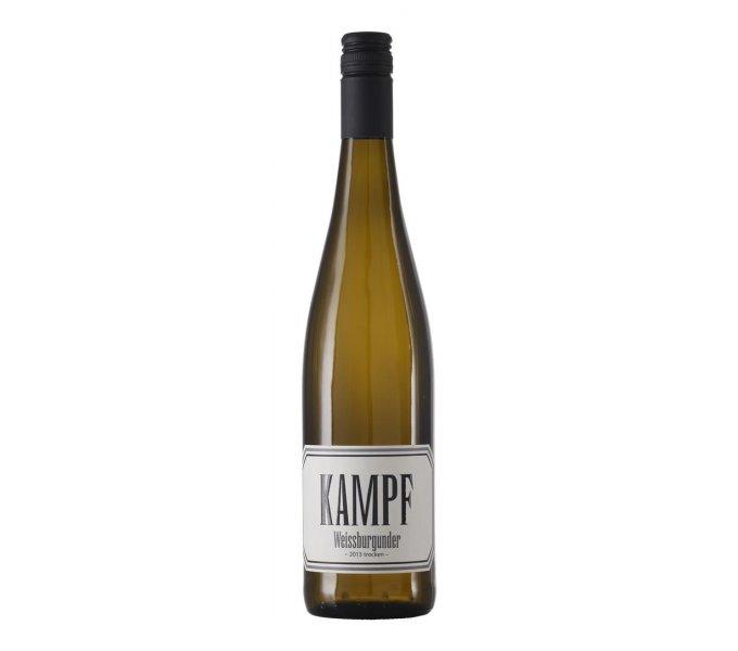 Kampf Weissburgunder 2015