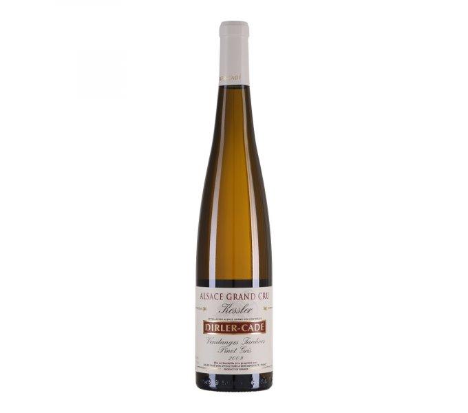 Dirler-Cadé Pinot Gris Grand Cru Kessler Vendanges Tardives 2009